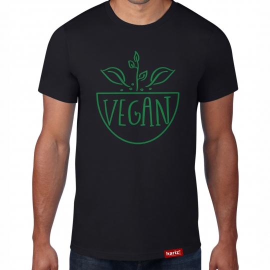 Vegan 2 Herren T-Shirt // 16 Farben, XS-4XL