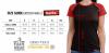 Pixbros Schlandhorn Damen Baseball Shirt // 9 Farben, XS-4XL