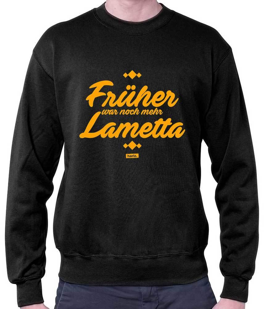 Früher war mehr Lametta Damen Kapuzenpullover S-XL WEIHNACHTEN
